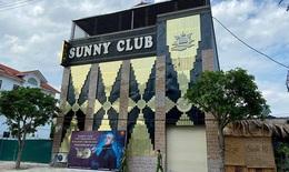 Thu hồi giấy phép kinh doanh của quán bar-karaoke Sunny