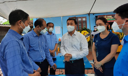Bộ Y tế chia buồn sâu sắc với sinh viên quê Bắc Giang không thể về chịu tang bố
