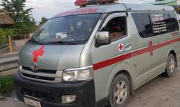 """Thêm vụ xe cấp cứu chở người không phải bệnh nhân định """"thông chốt"""""""