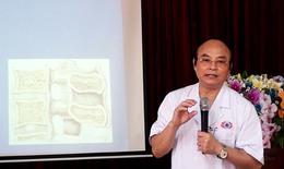 Giáo sư đầu ngành chuyển giao kỹ thuật tại Nghệ An