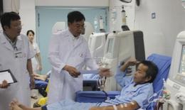 3 bệnh viện Hà Nội sẵn sàng hỗ trợ bệnh nhân lọc máu