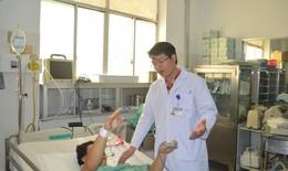 Cứu sống bệnh nhân 35 tuổi đột quỵ do thiếu máu não