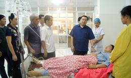 Vụ TNGT tại Cao Bằng: 4 bệnh nhân nặng chuyển về Hà Nội