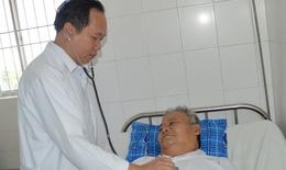 Hội chẩn khẩn toàn viện cứu kịp thời bệnh nhân hoại tử đại tràng, rối loạn đông máu