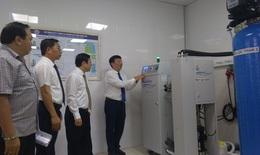 Khánh thành hệ thống lọc nước thẩm thấu ngược công nghệ cao trong lọc máu