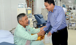 Sự cố chạy thận nhân tạo tại Nghệ An: Bệnh nhân được đảm bảo về BHYT