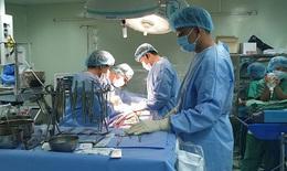 Cần Thơ: Phối hợp nhiều chuyên khoa, mổ cấp cứu 2 ca bệnh tim nặng