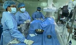 Du khách người Bỉ nhồi máu cơ tim cấp được cứu sống