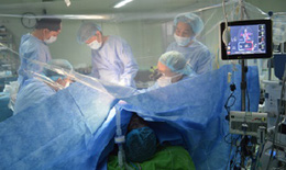 Đồng bằng sông Cửu Long: Lần đầu tiên thực hiện 3 ca phẫu thuật tim đặc biệt