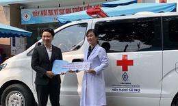 Bệnh viện quận Thủ Đức tiếp nhận xe cấp cứu