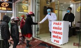 Ninh Bình: 100% nhà thuốc, quầy thuốc ký cam kết không tăng giá khẩu trang y tế