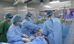 Thái Bình: Lần đầu tiên thực hiện phẫu thuật nội soi tim 3D