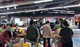 Hà Nội cung cấp đủ thực phẩm, hàng tiêu dùng đến người dân mùa dịch