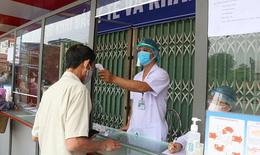 Hà Tĩnh: BVĐK tỉnh thực hiện nghiêm phân luồng và dự phòng lây nhiễm