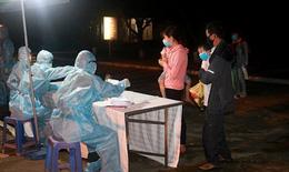 Nghệ An tiếp tục nhận công dân từ Lào về cách ly