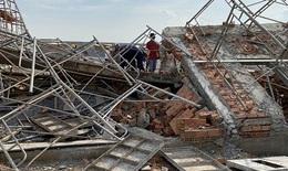 10 người tử vong, 17 người bị thương sau vụ sập công trình xây dựng ở Đồng Nai