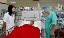 Bệnh viện Trung ương Huế: Cứu sống bệnh nhân rơi từ tầng 5