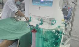 Cứu sống bệnh nhân suy đa tạng kèm nhiều bệnh lý nền
