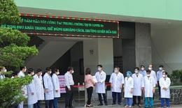 Bệnh viện Đà Nẵng kết thúc biện pháp cách ly