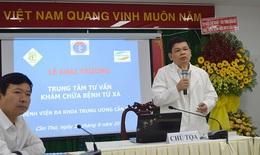 BVĐK Trung ương Cần Thơ: Khai trương Trung tâm khám chữa bệnh từ xa