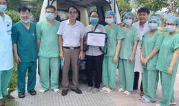 Bệnh nhân COVID-19: Từng 27 lần xét nghiệm SARS-CoV-2 được rời Huế