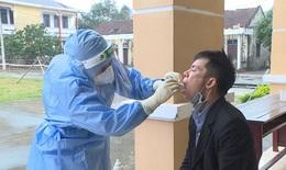 F1 của bệnh nhân 2002 ở Quảng Bình có kết quả âm tính lần 1