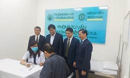 Kết nối khám chữa bệnh từ xa phòng khám Đại học Y tế công cộng đến BV Bạch Mai