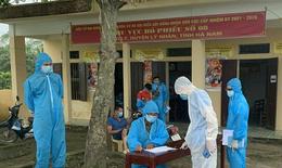 Hà Nam gần 3.000 mẫu đã được xét nghiệm SARS-CoV-2