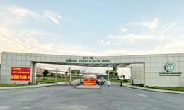 Bệnh viện Dã chiến Bạch Mai 2 tiếp nhận F1 của bệnh nhân COVID-19 đến điều trị và theo dõi.