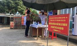 Bệnh viện huyện của Yên Bái chống dịch