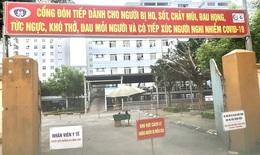 Bệnh viện 1.500 giường chống dịch