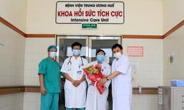 BV Trung ương Huế cứu sống bệnh nhân suy hô hấp rất nặng