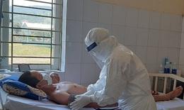 Bên trong bệnh viện điều trị COVID-19