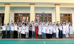 Tỉnh Yên Bái tiếp tục tăng cường thầy thuốc đến Bắc Giang