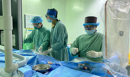 15 phút cứu bệnh nhân ngừng tim