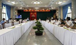Đồng Nai tích cực phối hợp chặt chẽ với đoàn công tác của Bộ Y tế để khống chế dịch