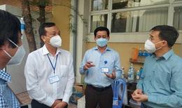 GS.TS Trần Văn Thuấn, Thứ trưởng Bộ Y tế: Đồng Nai phải làm tốt công tác điều trị, cần bảo vệ thầy thuốc tuyến đầu