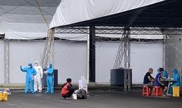 GS.TS Trần Văn Thuấn kiểm tra công tác chống dịch tại Bình Dương: Tỉnh cần vận hành mô hình tháp 3 tầng linh hoạt và hiệu quả