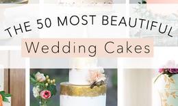 Những chiếc bánh cưới đẹp mê hồn (P1)