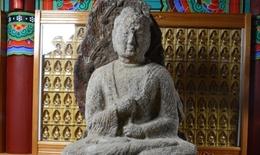 Hiện vật Phật giáo vương triều Cao Ly - báu vật  quốc gia Hàn Quốc