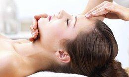 Massage làm đẹp da mặt trong thời tiết hanh khô