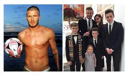Bí quyết để dồi dào khả năng đàn ông như David Beckham