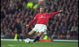 Top 10 bàn thắng đẹp nhất của David Beckham