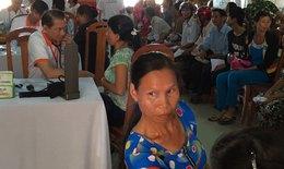 AusViet phẫu thuật đục thủy tinh thể miễn phí cho người nghèo