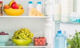 Cách sắp xếp tủ lạnh giúp..giảm cân