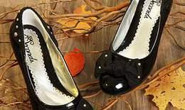 Chọn giày cho đẹp và tiện lợi