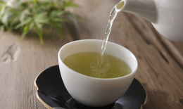Uống trà xanh mỗi ngày không lo mắc bệnh tim mạch