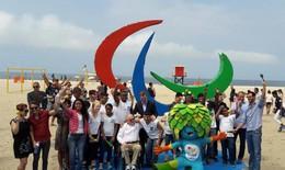Biểu tượng Paralympics Rio 2016