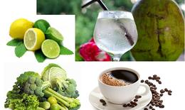 """10 thực phẩm là """"thuốc"""" nhuận tràng tự nhiên"""