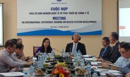 """Giám đốc WHO Tây Thái Bình Dương: """"Việt Nam đạt những thành tựu y tế khá ấn tượng"""""""